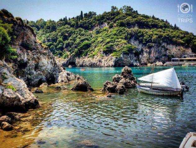Záliv Korfu