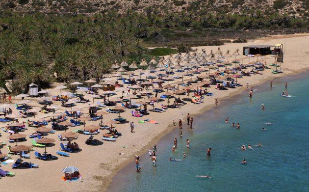 Pláž Vai